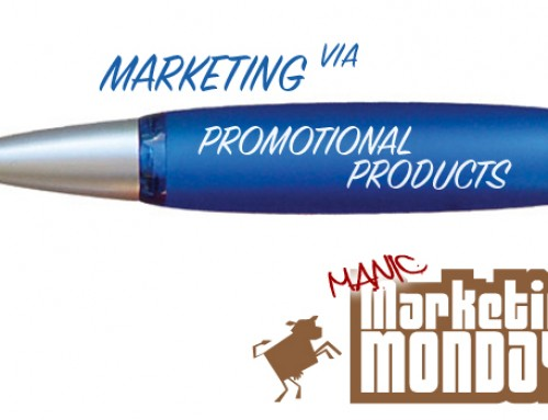 Marketing Via Promotional Products: part 1