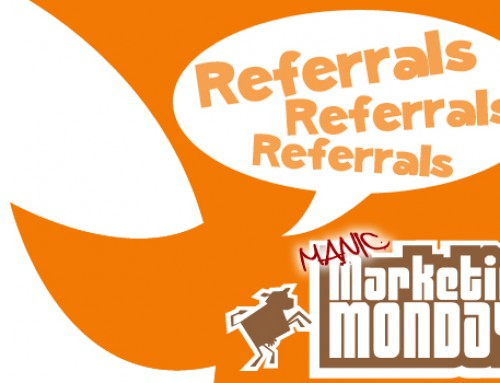 Marketing Via Referral