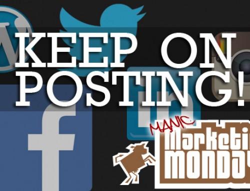 Keep On Posting